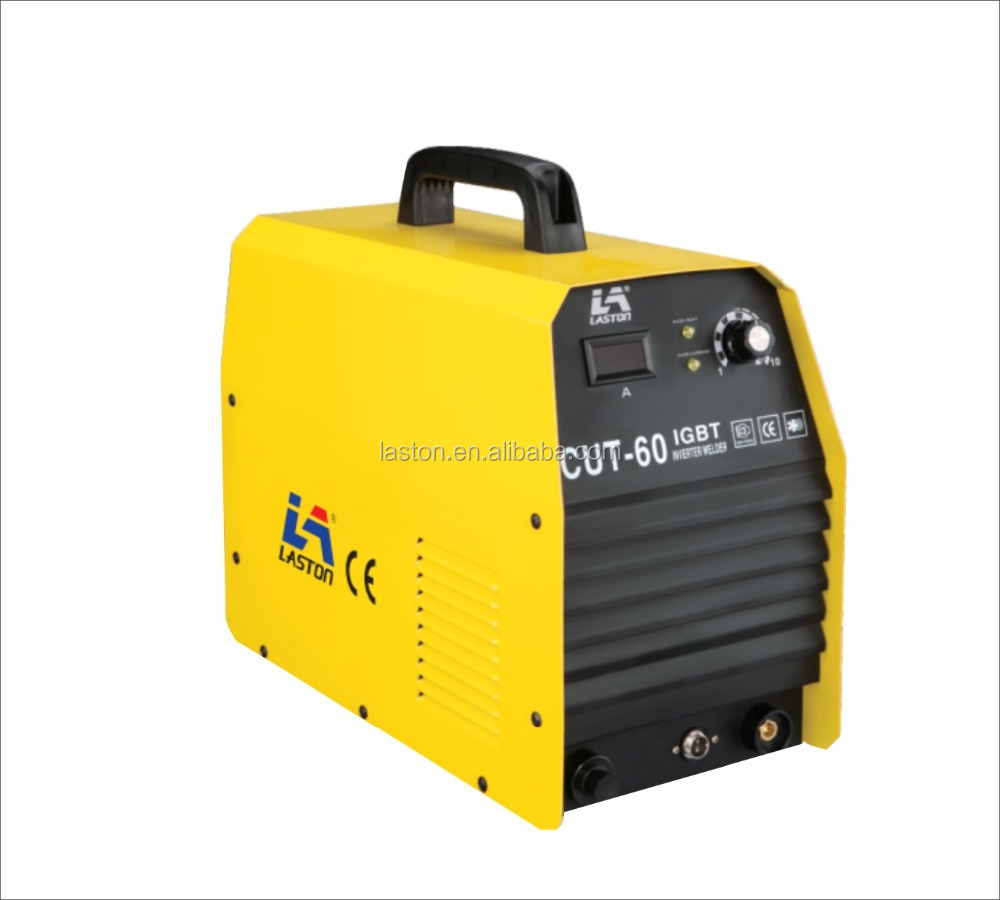 Portable Digital Display Air plasma Cutter 380v Cutting Machine