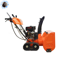 Hot Selling industrial snow blower 11hp zongshen snow blower