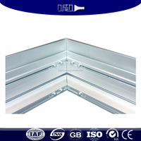 China Supplier Aluminium Extrusion Profiles For Light Box Industry India Market