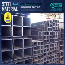 Construction material square/rectangular carbon /Hollow Sections