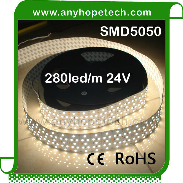 154W 700LEDs per Roll high output diffuser led tape