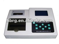 multi-function food safety testing equipment(Detection of pesticide residues, heavy metal, nitrite)