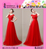 Fashion Europe Style Floor Length Sexy Lace Dress Factory Direct Boutique Shop Hot Ladies Evening Dress Red Short