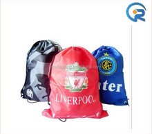 custom silk drawstring bags,cheap shoe bag,eco-friendly material polyester