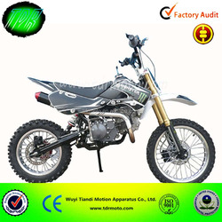 2014 new popular pocket bikes 150cc/euro 150cc motorcycles TDR-KLX16