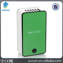 Mini Cooli Portable USB Rechargeable Hand Held Air Conditioner Summer Cooler Fan