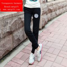 SP13 2014 spring and summer new thin section feet Ms. cotton casual sports harem Pocket pants pencil pants