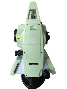 High Accuracy Hot sale Brand total station china Sunway ATS420R