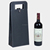Luxury Leather Double Wine Bottle Bag Tote