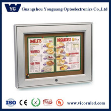 DY04 Outdoor Use waterproof advertising notice board