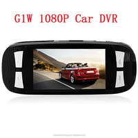 G1W car dvr recorder video for car novatek 96650 vehicle traveling data recorder
