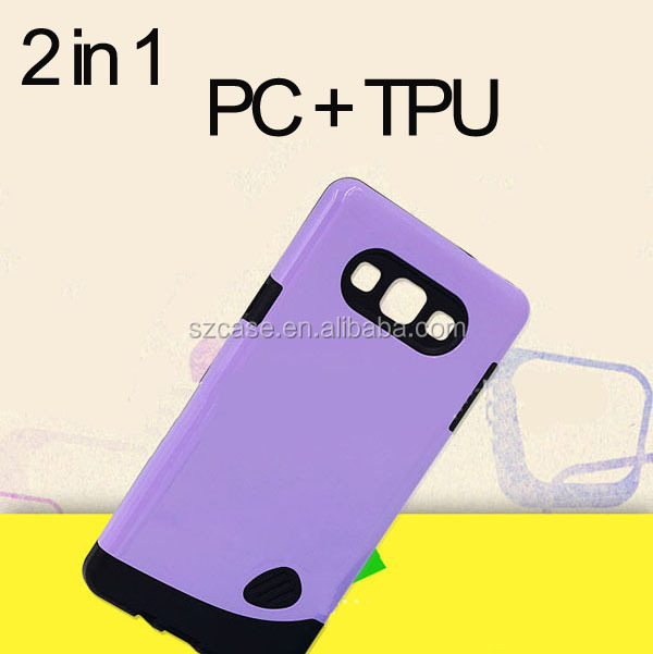 Factory price power case 2 in 1 durable case cover for samsung galaxy note 3