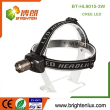 Hot Sale Strong Light Running Dimmable Multi-functional flashlight headlamp