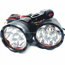 super bright waterproof motorcycle/motorbike/automobile headlight sells well in India