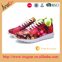 insgear factory HOT sales womens brand running fashion sports shoes