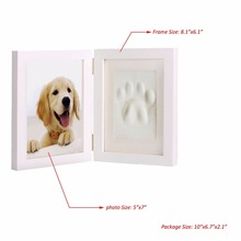 Pet girls and boys photo frame