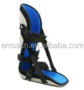 China Suppliers Orthopedic ankle fractures fixed leg walker brace support