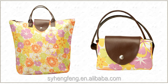 flooding shopping bag/student bag/bag with picnic