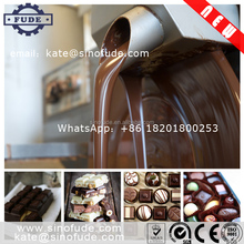 small chocolate moulding machine/ chocolate making machine /lab chocolate bar production line