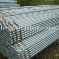 Galvanized Iron pipe G.I. pipe-- cangzhou aolong