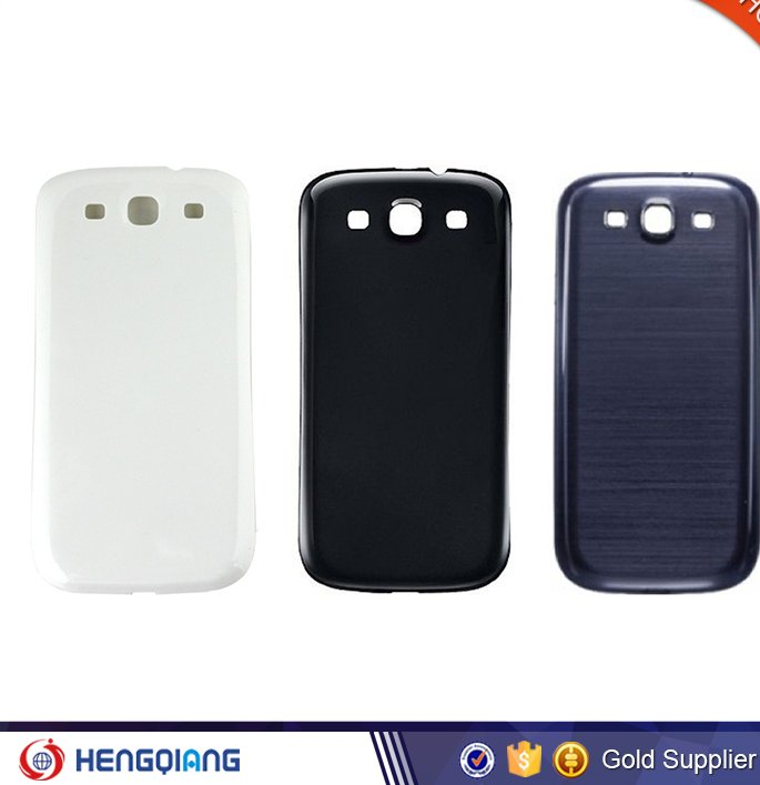 Mobile phone back housing for samsung galaxy S3 accept paypal