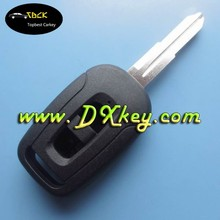 Good quality 2 button remote key shell for chevrolet key