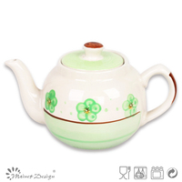 ceramic tea pot with wholesales low price