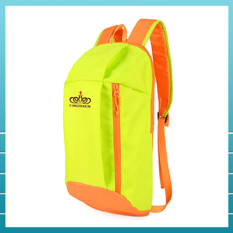 2017 Popular fashion 300D polyester travel sports backpack