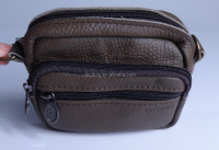 Travel Money Belt/Bumbag/Hip Pack/ Leather Chest Bag