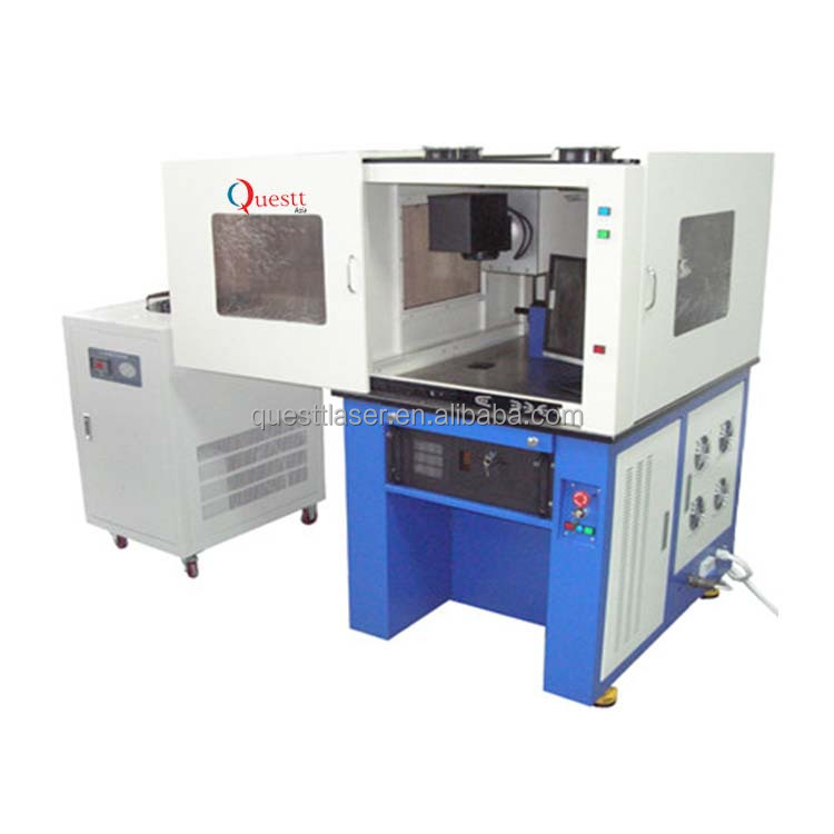 Robot300 Laser Welder Machine for large scale metal machinery