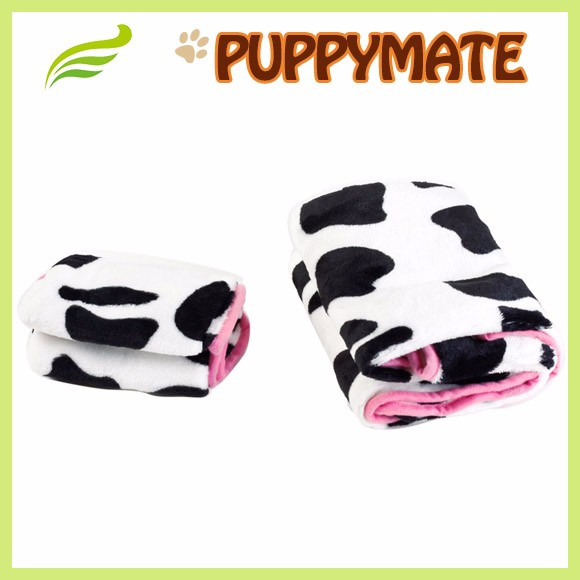 Warm pet bed pad/dog bed blanket for winter and autumn, pet dog mat