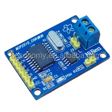 MCP2515 CAN Bus Module Board TJA1050 Receiver SPI For 51 MCU ARM Controller DG