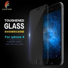 2.5d 9h Tempered Glass For Iphone 7 Anti-scratch/shock/oil Water Proof Tempered Glass Screen Protector For Iphone7 4.7 Inch
