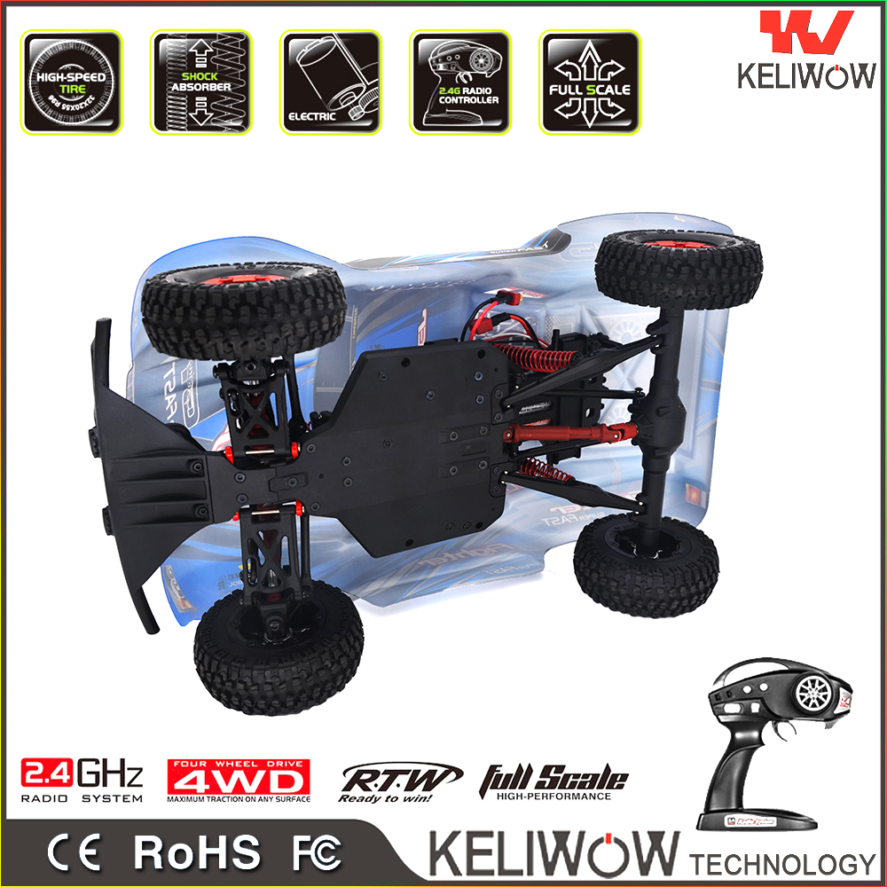 2016 1/12 Hobbies radio control car kit