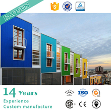 prefab modular house kit made in china