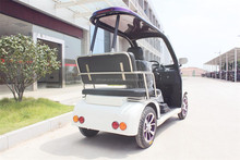 4 Wheel Small Size Electric Car Without Driving Licence