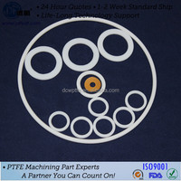 Waterproof o style piston ptfe oil seal ring