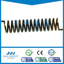 ISO14001 passed high quality SUS302 spring bucket double wheel torsion spring double torsion spring