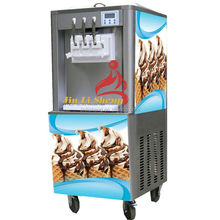 ice cream shop equipment commercial soft serve yogurt icecream machine