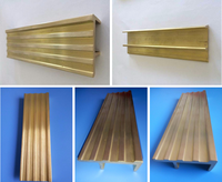 brass nosing for exterior stairs