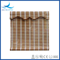 Easy operation bamboo blinds bamboo curtain