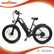fat tire eco a2b electric bike