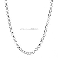Titanium necklace chain necklace xuping jewelry different types of necklace chains jewelry