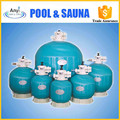 aqua green top mount water sand filter