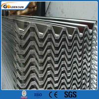 Building Materials Full Hard Galvanized Corrugated Zinc Roofing Sheets