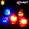 Halloween Party Supplies Pumpkin Ghost Skull Pirate LED Flashing Toy Finger Ring Factory Price