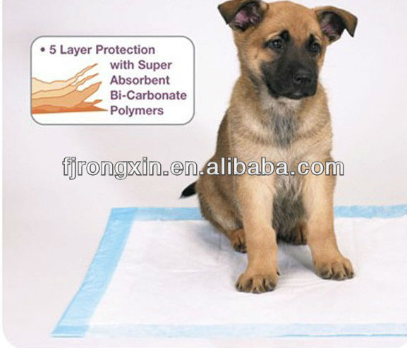Hot sale Dog urine absorbent pet pads