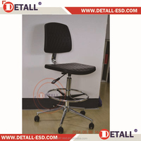 Special China Shanghai Detall 21 pu chair with adjustable legs