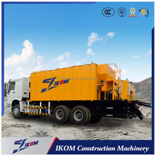 ZQZ5255TFC Asphalt Slurry Seal Machine