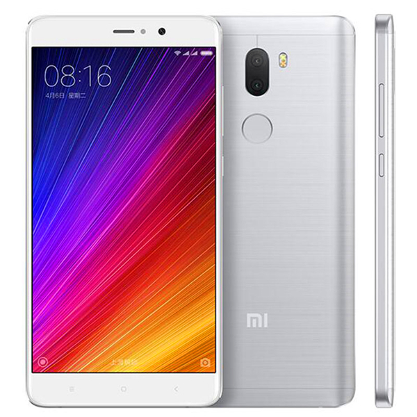 "2016 Newest Arrival Xiaomi Quad Core mi5s plus 13MP Camera 2.35GHz 128gb Mobile Phone 5.7"" xiaomi MI5s plus Fingerprint ID"